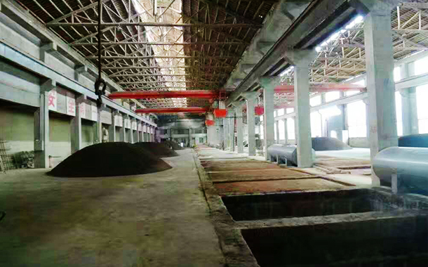 贵州韦德国际开户酿酒(集团)公司厂区环境